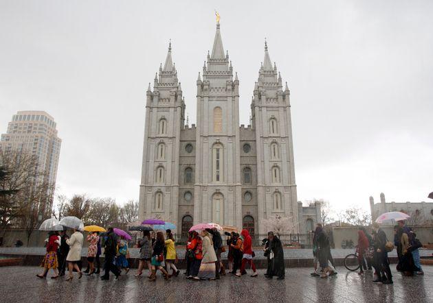 La Iglesia de Jesucristo de los Santos de los Últimos Días tiene su sede en Salt Lake City,