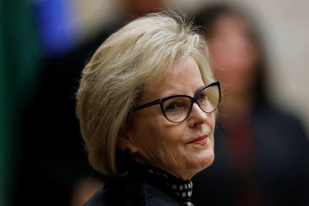 Ministra Rosa Weber é relatora no STF de ação que pede revogação da...