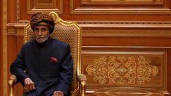 Le sultan d'Oman Qabous ben Saïd, au pouvoir depuis 50 ans, est