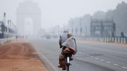 Winter Chill In New Delhi On Saturday Below Season's
