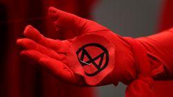 Extinction Rebellion, organisation terroriste? La police britannique admet une