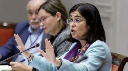 Carolina Darias, nueva ministra de Política Territorial y Función
