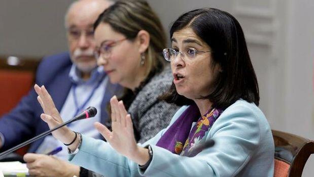 Carolina Darias, ministra de Política