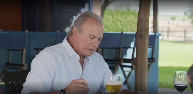 Bertín Osborne tras probar el arroz de Kiko Rivera en 'Mi Casa Es La Tuya'