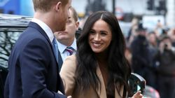 Meghan Markle Reportedly Signed Deal With