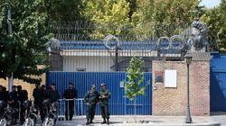 L'ambassadeur du Royaume-Uni en Iran brièvement arrêté à