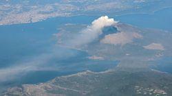 桜島が「島」でなくなった日。大正噴火から106年