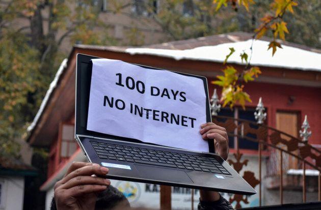 インド最高裁がカシミールのインターネット遮断は不当で「権力の乱用」と裁定