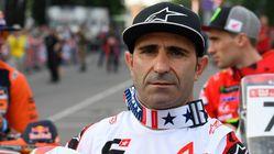 Le pilote portugais Paulo Gonçalves décède lors de la 7e étape du Dakar