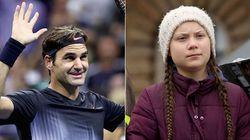 Federer rompe il silenzio sulla crisi climatica e risponde alle critiche di