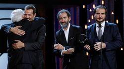 La Trinchera Infinita, triunfadora en los Premios Forqué