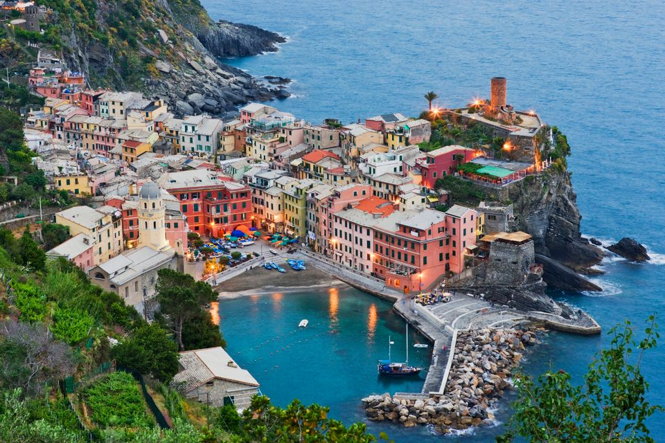 Vernazza, Liguria,