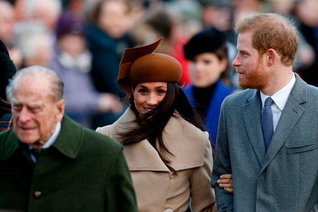 Il principe Filippo furioso con Harry e Meghan: