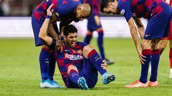 Luis Suárez estará cuatro meses de baja tras operarse de la