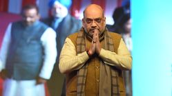 Post JNU Attack, Amit Shah Keeps Talking About Jailing