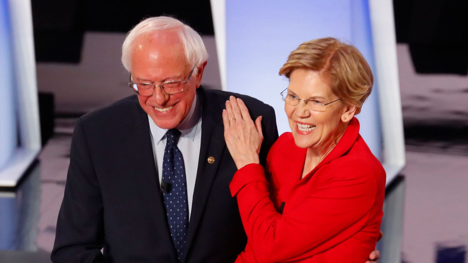 Westlake Legal Group 5e1b6c772100005a003dee82 Warren Fires Back At Sanders Campaign Criticism: 'I Hope Bernie Reconsiders'