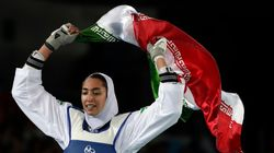 Iran's Only Female Olympic Medallist Says She Has Permanently Left The