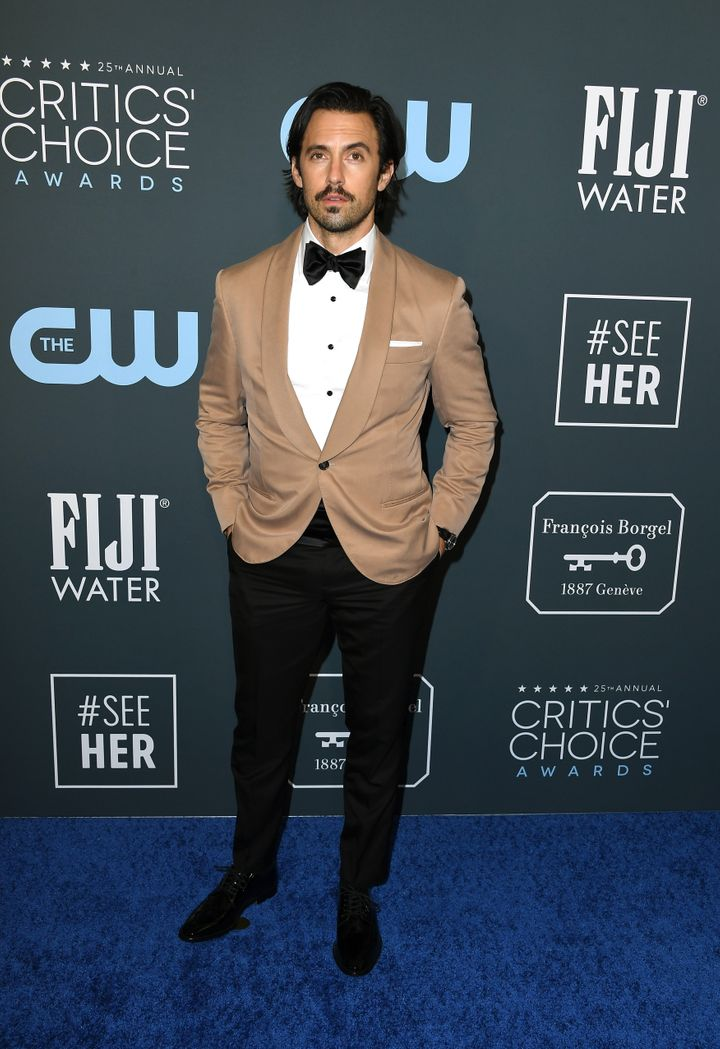 Westlake Legal Group 5e1ba4472400005300fd4156 See All The Fashion From The Red Carpet At The 2020 Critics' Choice Awards