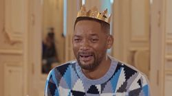 Will Smith découvre la galette des rois avec les Youtubeurs McFly &