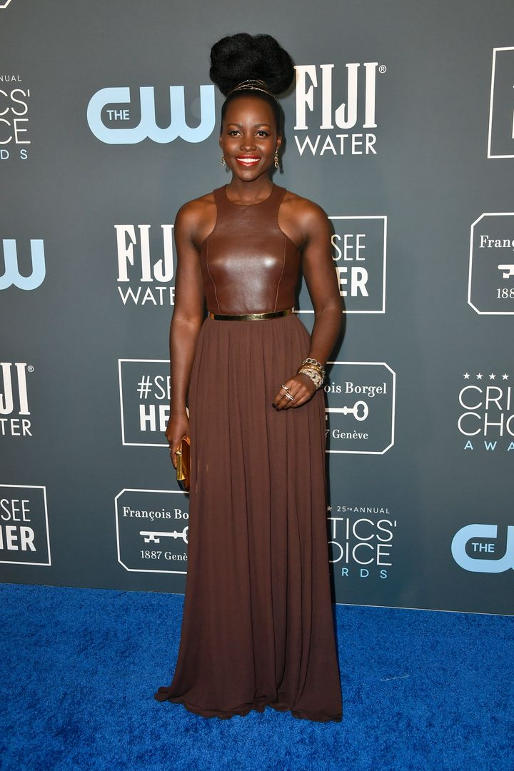 Westlake Legal Group 5e1bab752400003400fd4159 See All The Fashion From The Red Carpet At The 2020 Critics' Choice Awards