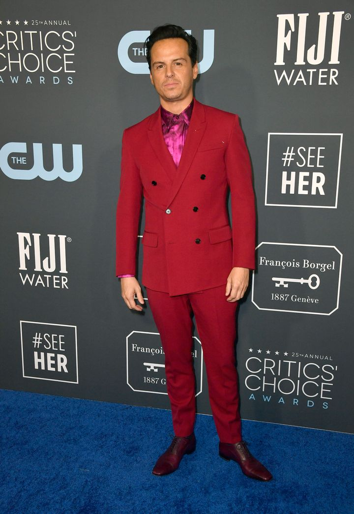 Westlake Legal Group 5e1bb61a21000054001f6b63 See All The Fashion From The Red Carpet At The 2020 Critics' Choice Awards
