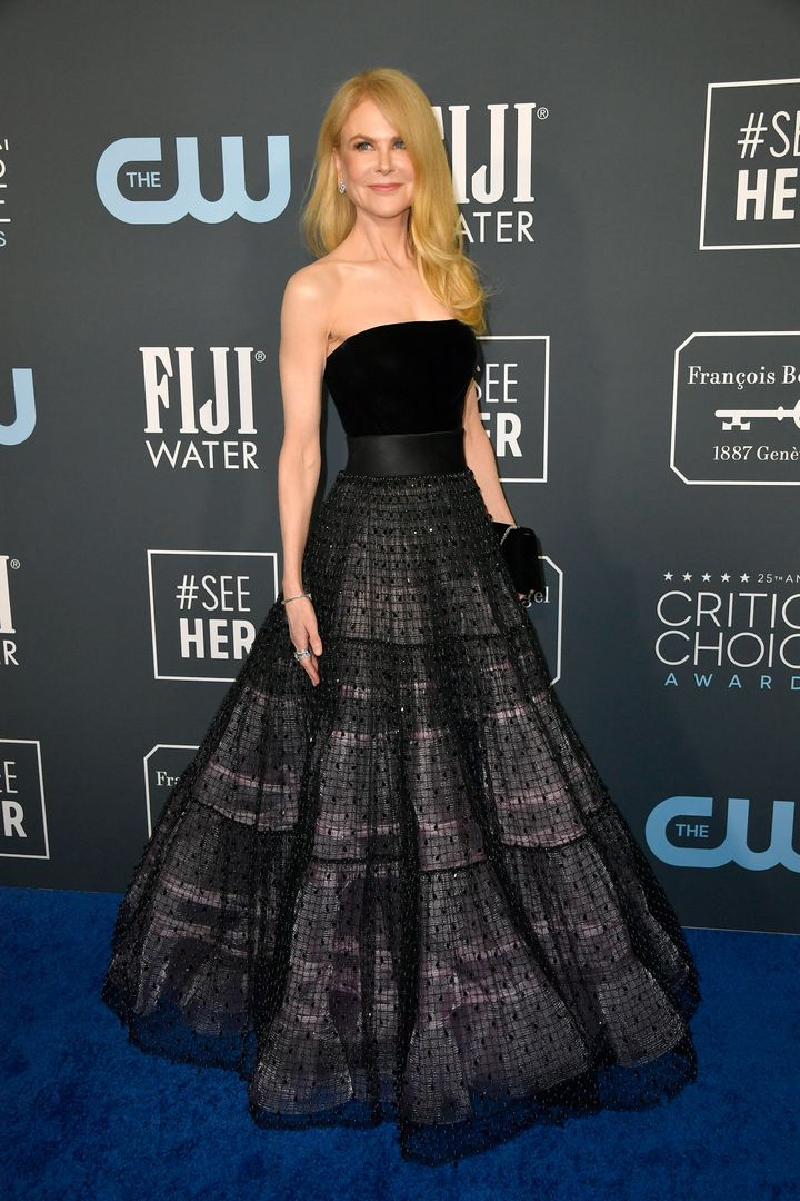 Westlake Legal Group 5e1bb6602100005a003dee99 See All The Fashion From The Red Carpet At The 2020 Critics' Choice Awards