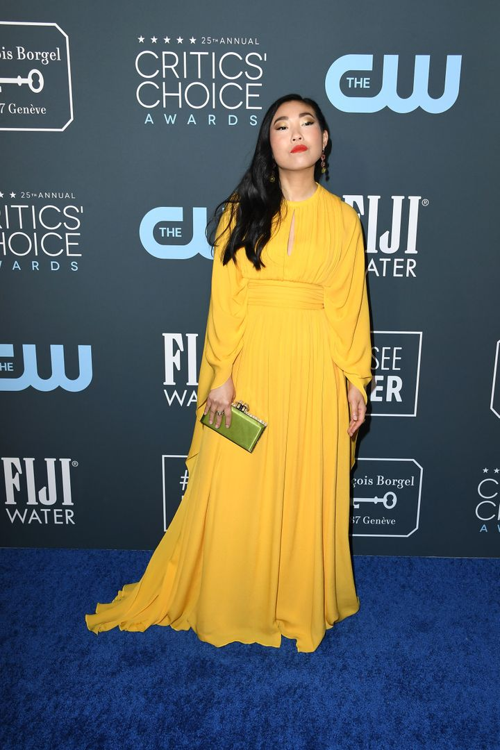 Westlake Legal Group 5e1bb6e42400005300fd4160 See All The Fashion From The Red Carpet At The 2020 Critics' Choice Awards