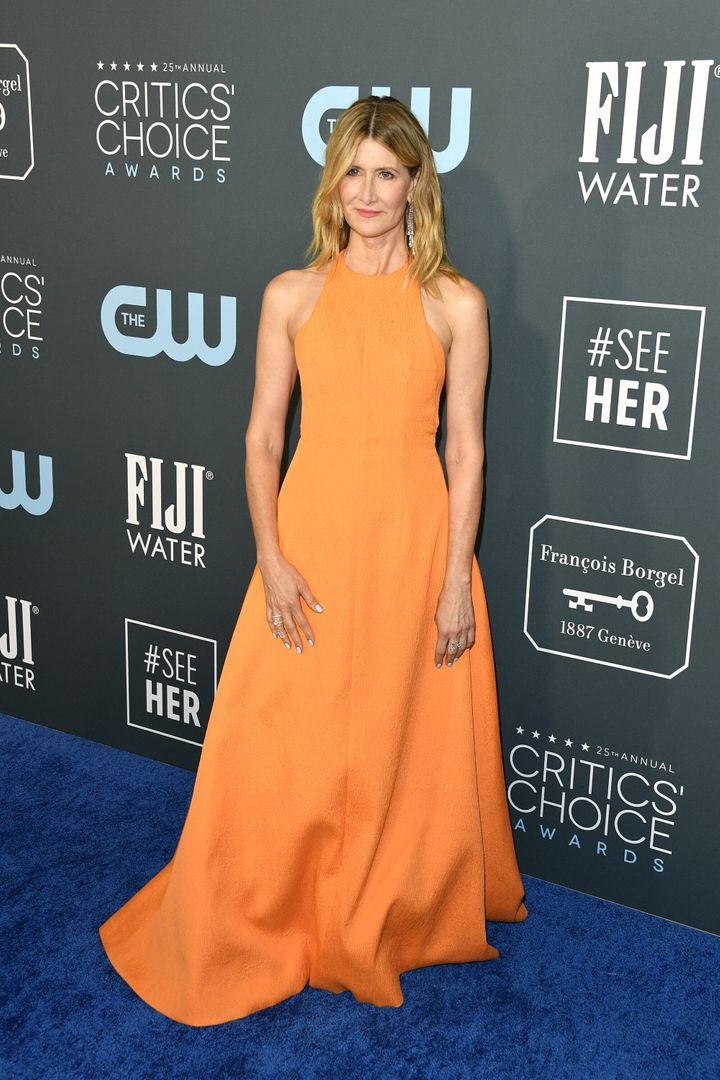 Westlake Legal Group 5e1bb6f22100004d003dee9a See All The Fashion From The Red Carpet At The 2020 Critics' Choice Awards