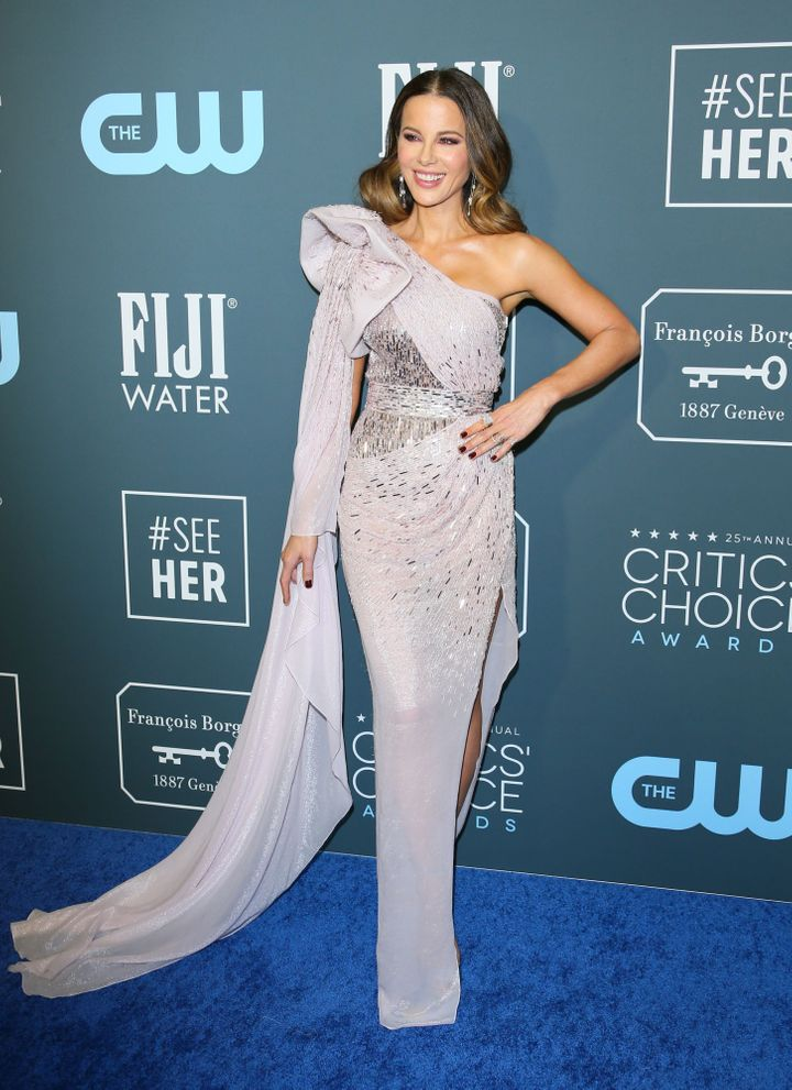 Westlake Legal Group 5e1bb9532100002e003dee9e See All The Fashion From The Red Carpet At The 2020 Critics' Choice Awards