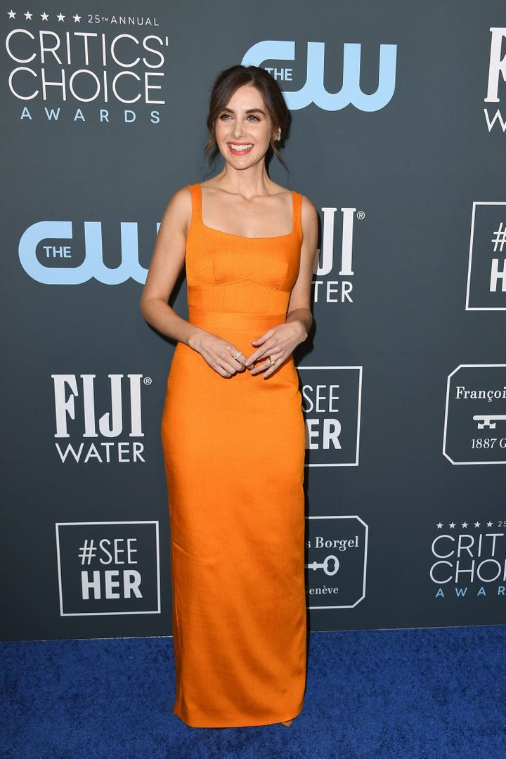 Westlake Legal Group 5e1bbb7121000053001f6b66 See All The Fashion From The Red Carpet At The 2020 Critics' Choice Awards