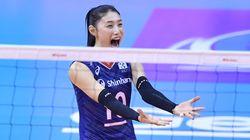 여자배구 대표팀이 올림픽 본선 진출을