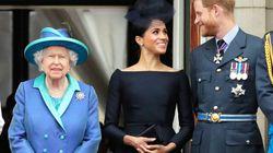 エリザベス女王、ハリー王子と夫婦の今後について協議へ