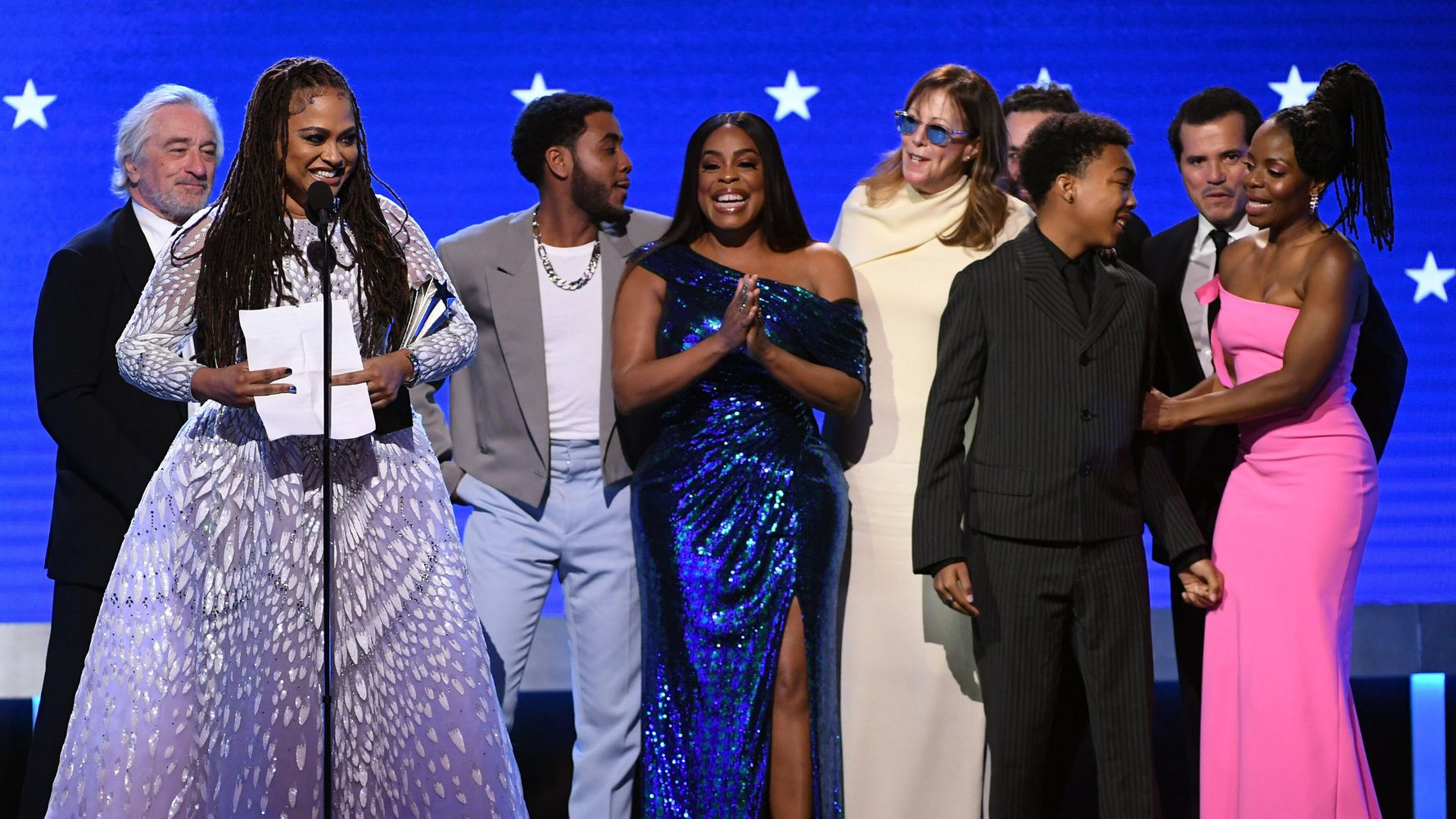 Westlake Legal Group 5e1bc7bb2100003100af8ab1 'When They See Us' Wins Big At Critics' Choice Awards After Snubs