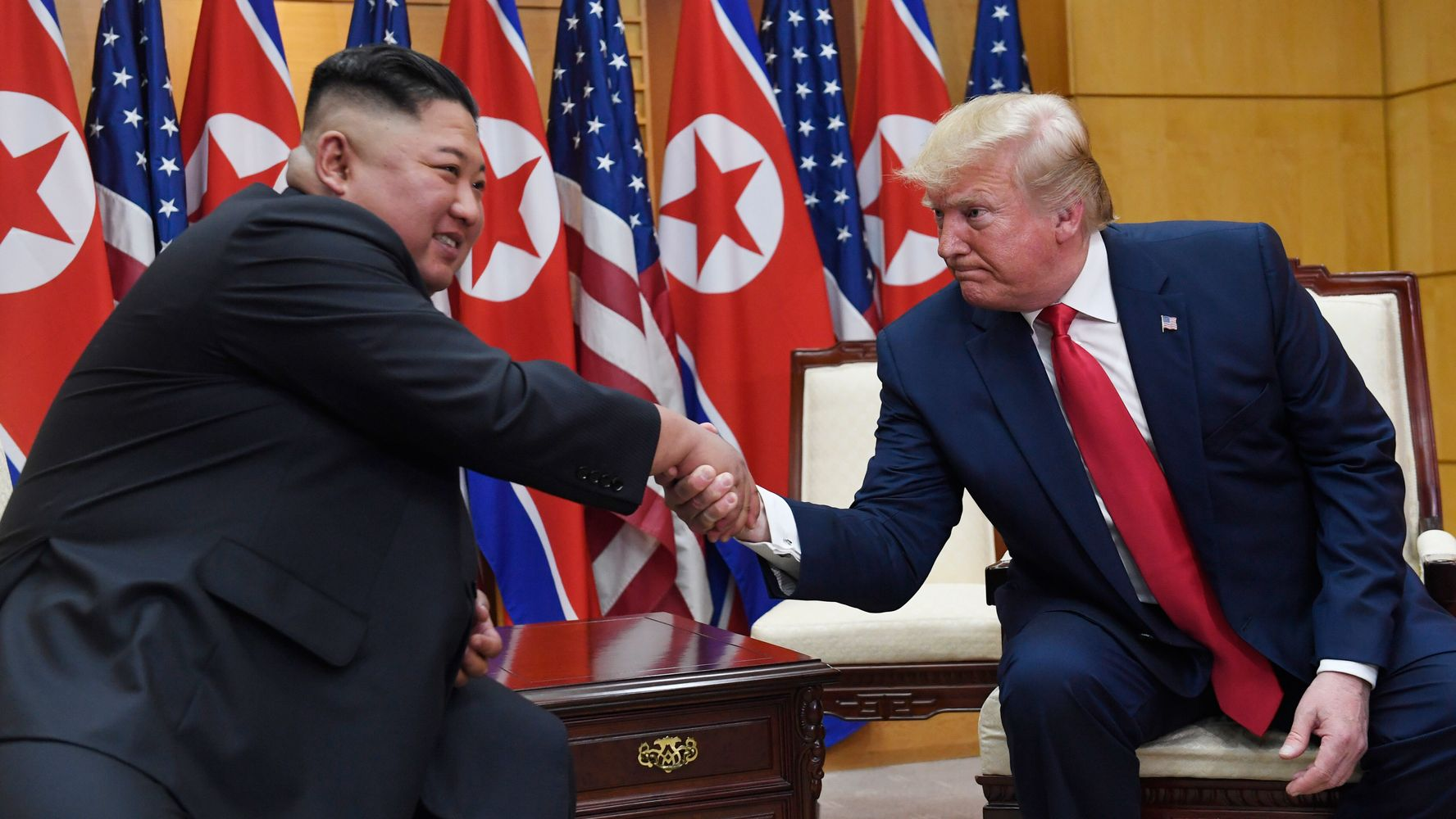Westlake Legal Group 5e1bd03c21000053001f6b79 Trump Reportedly Trying To Reopen Talks With North Korea's Kim Jong Un