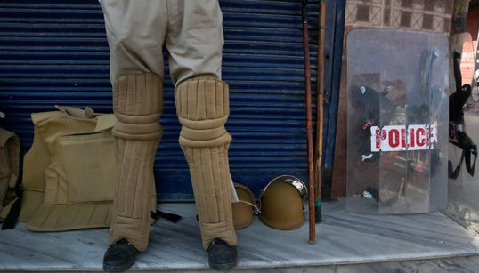 Kashmir Cop Arrested With Militants: All You Need To