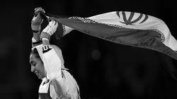 이란 유일의 여성 올림픽 메달리스트가 망명하며 쓴