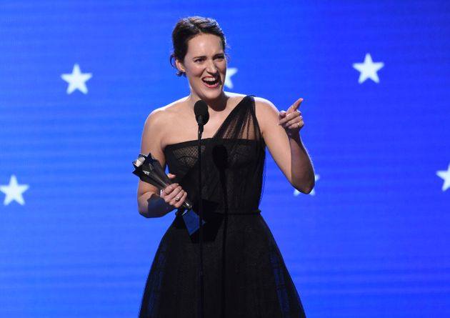 Phoebe Waller-Bridge Reveals Jennifer Lopez Inspired Fleabag As Show Wins Big At Critics' Choice Awards