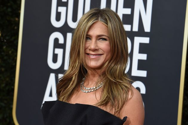 Jennifer Aniston, en los Globos de Oro