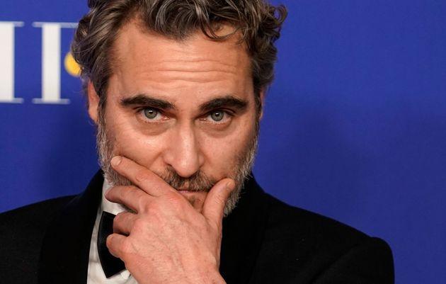 77th Golden Globe Awards - Photo Room - Beverly Hills, California, U.S., January 5, 2020 - Joaquin Phoenix...
