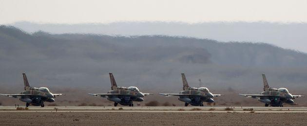 Αμηχανία στην ισραηλινή πολεμική αεροπορία για F-16 που...«πνίγηκαν» λόγω
