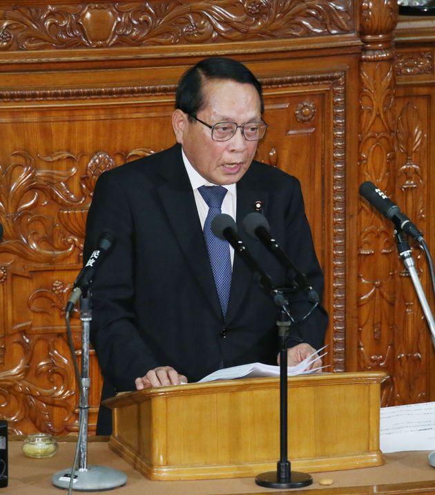 平沢勝栄衆院議員