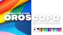 Oroscopo di Simon and the stars: la settimana dal 13 al 19