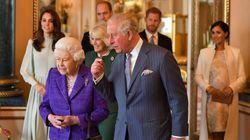 La 'cúpula' de la monarquía británica debate el futuro de Enrique y