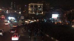 Protestas en Irán contra las mentiras del régimen respecto al avión de