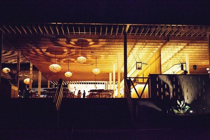 Tο Pazuzu beach club στην Κέρκυρα