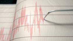 Tremblement de terre ressenti en