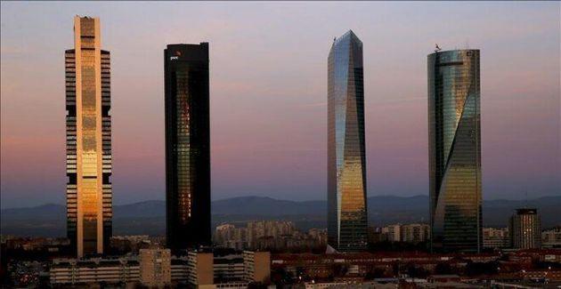 Madrid se mantiene a la cabeza de las ciudades grandes más ricas en renta