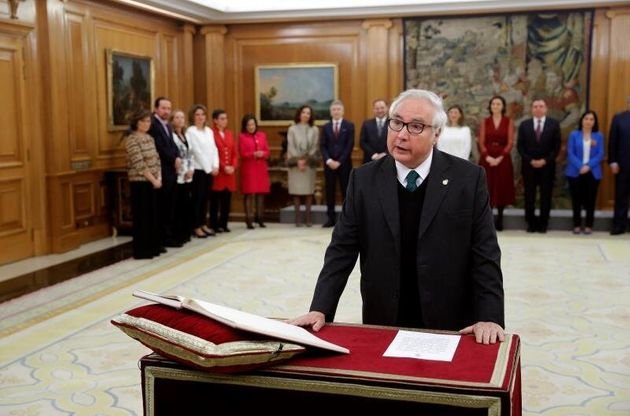 El nuevo ministro de Universidades, Manuel