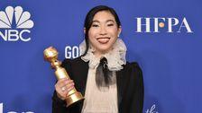 Awkwafina Sagt Die Oscars Snubbing 'Der Abschied' Gab nicht nur Schlechte Nachrichten