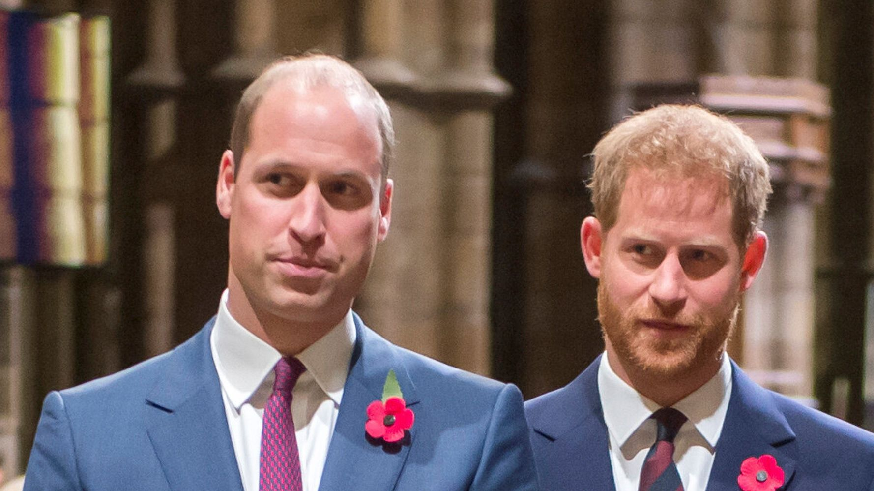 Westlake Legal Group 5e1c702321000054001f6c4a Prince William, Prince Harry Issue Rare Joint Statement To Slam 'Offensive' Story
